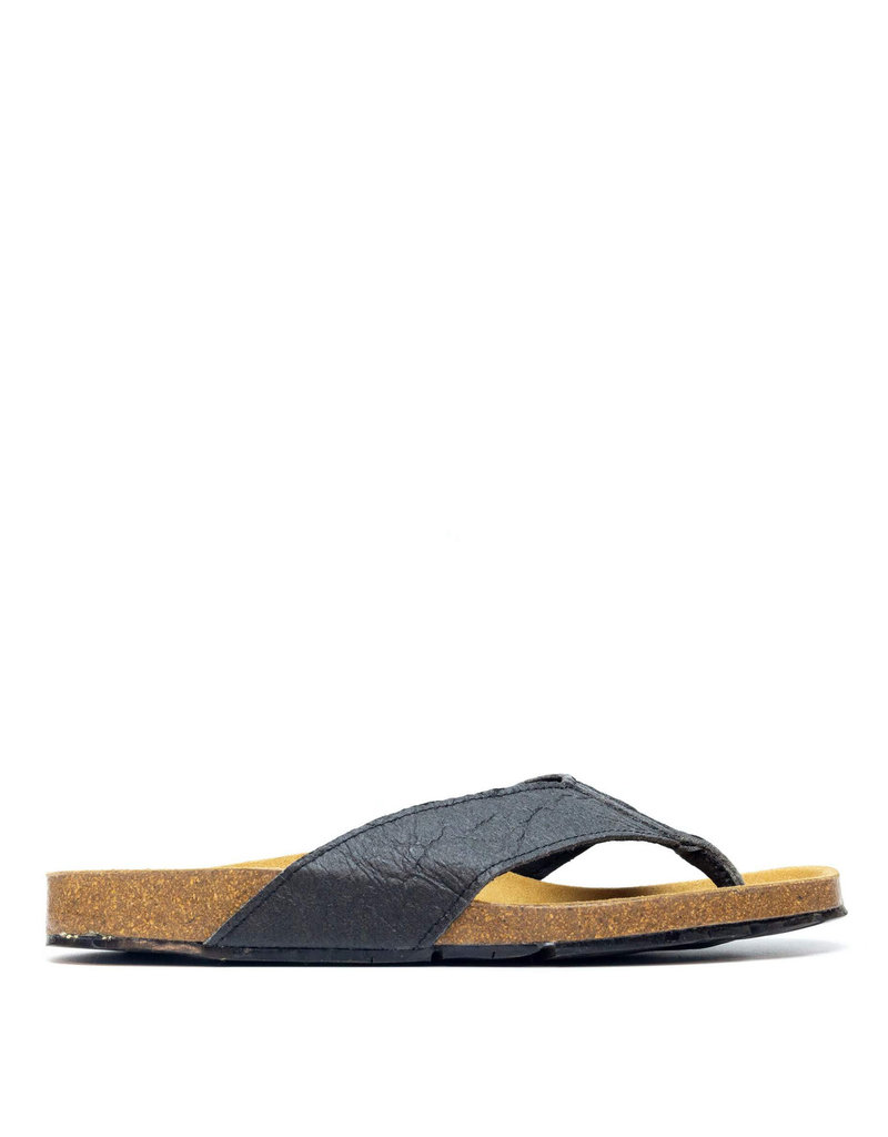 NAE Vegan Shoes Zehensandalen Earth Piñatex Unisex