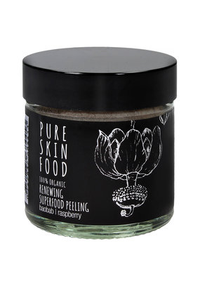 PURE SKIN FOOD Bio Superfood-Peelingmaske