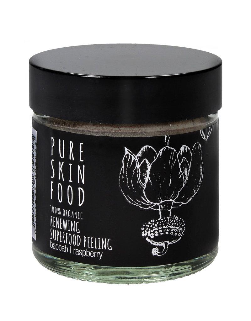 PURE SKIN FOOD Superfood-Peelingmaske