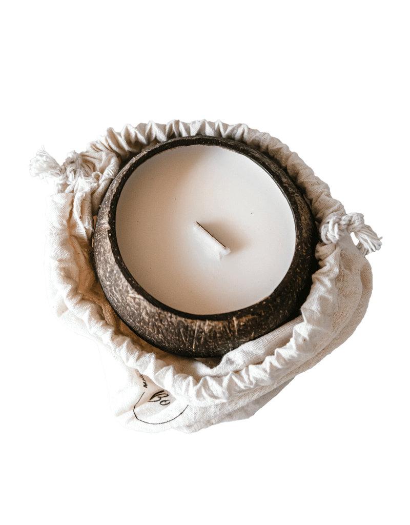 Coconut Bowls Kokosnuss Sojawachs Kerze