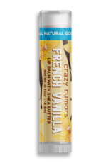crazy rumors Veganer Lippenbalsam - French Vanilla