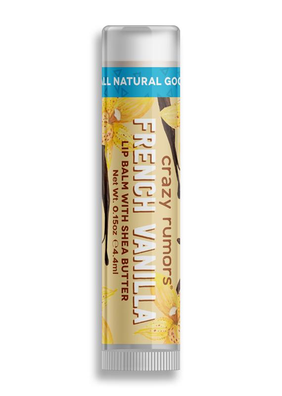 crazy rumors Lip Balm - French Vanilla