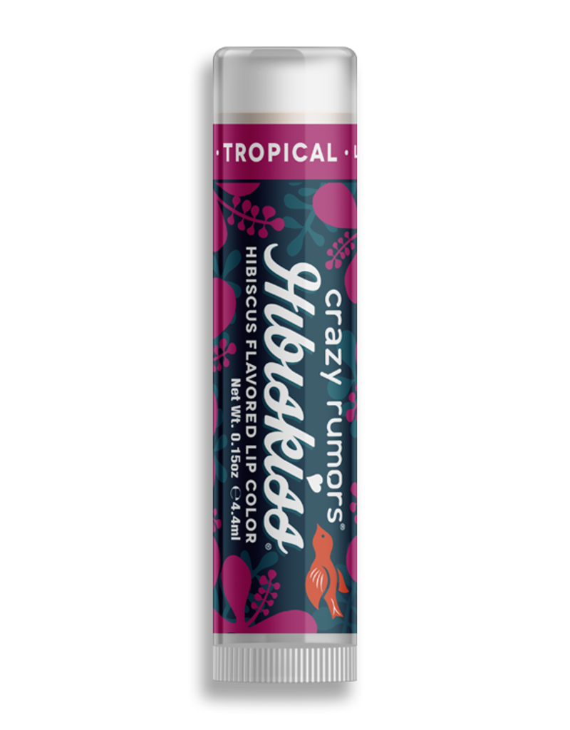 crazy rumors Veganer Lippenbalsam - HibisKiss Tropical