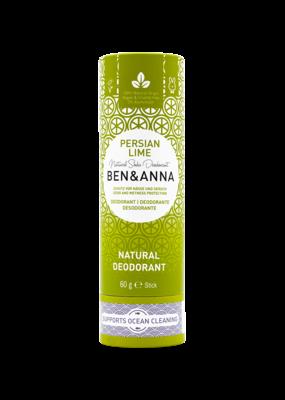 Ben & Anna Deo Stick - Persian Lime