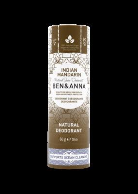 Ben & Anna Deo Stick - Indian Mandarine