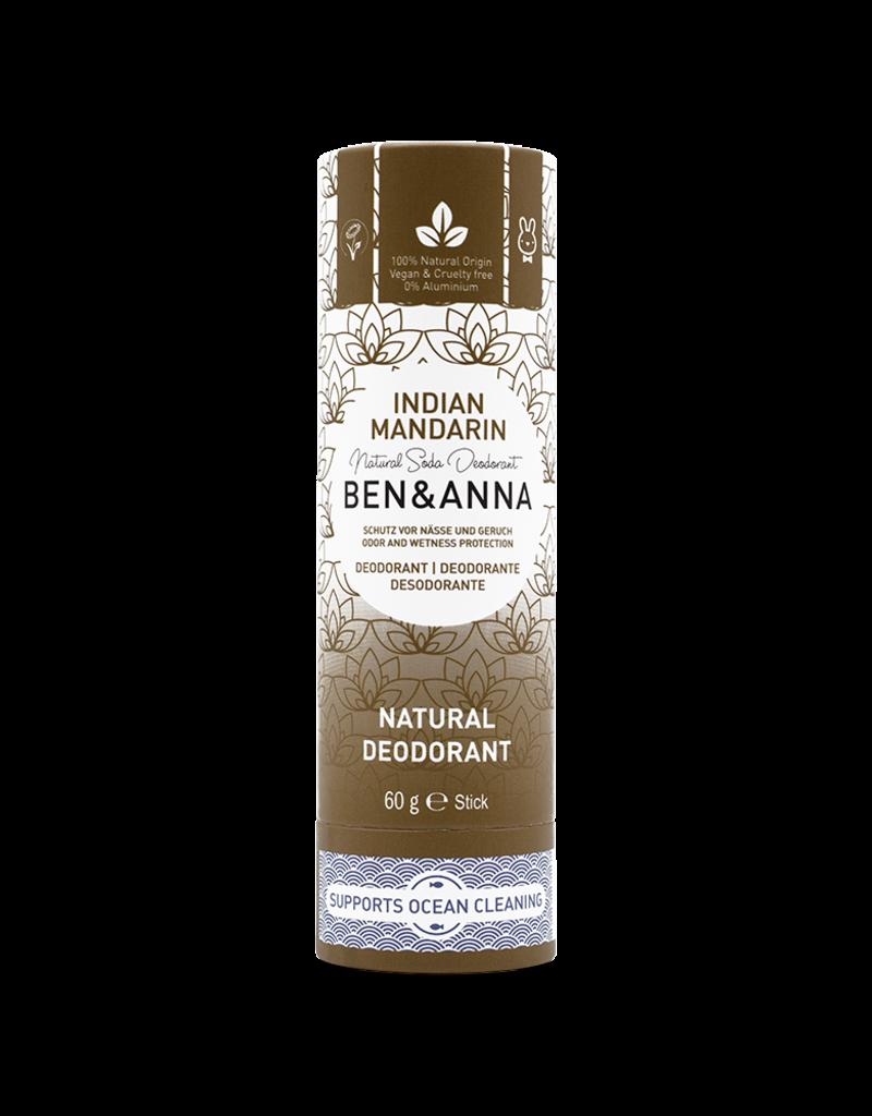 Ben & Anna Veganer Deo Stick - Indian Mandarine