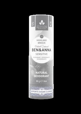 Ben & Anna Sensitive Deo Stick - Highland Breeze