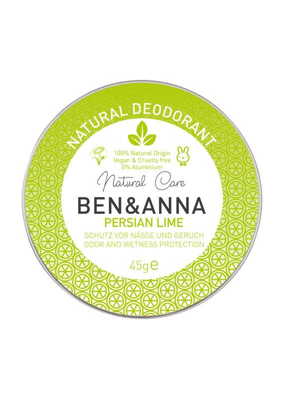 Ben & Anna Deo-Creme - Persian Lime