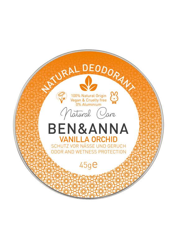 Ben & Anna Deo-Creme - Vanilla Orchid