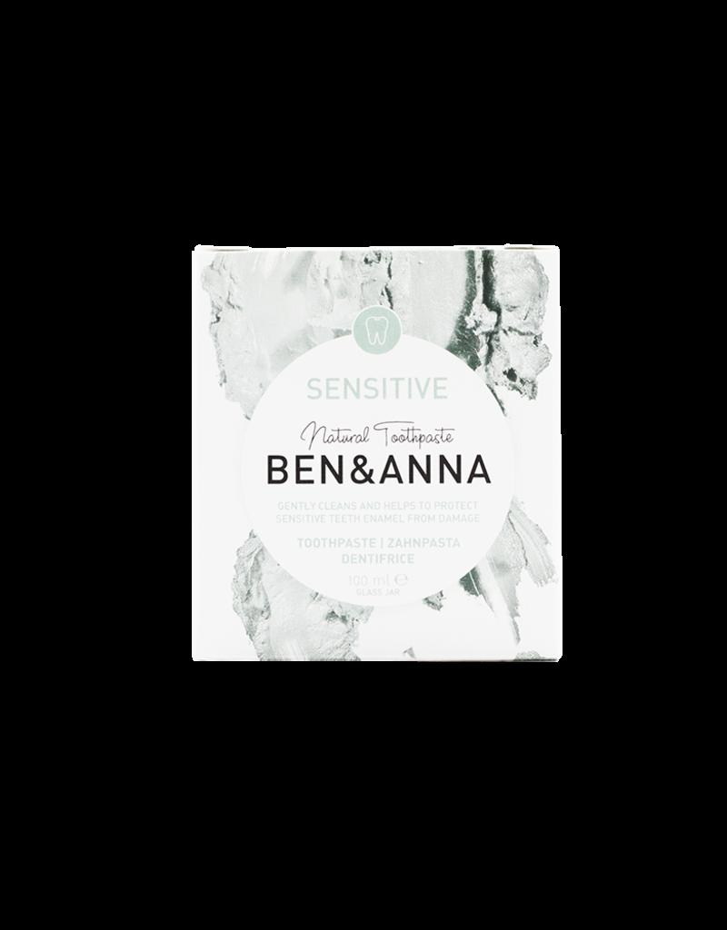 Ben & Anna Zahnpasta - sensitive