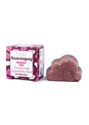 Lamazuna Feste Hautreinigung -  für trockene und empfindliche Haut