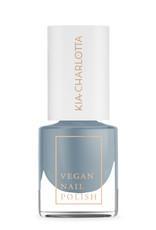Kia Charlotta Nagellack - Bloom From Within (Blaugrau), 5ml