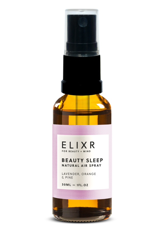 ELIXR Natürlicher Raum-& Kissenspray - Beauty Sleep