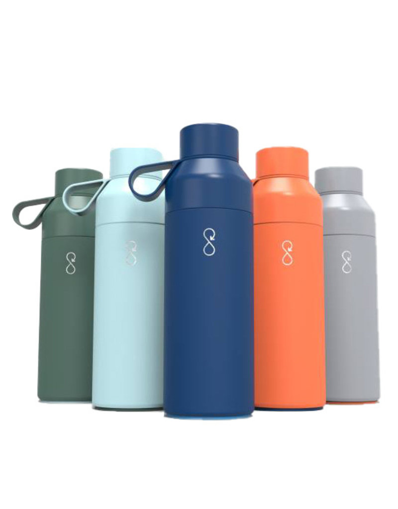 Ocean Bottle Flasche aus Upcyclingplastik - Sun