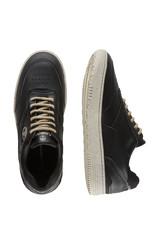 Beflamboyant Vegane Sneakers UX-68 Noir