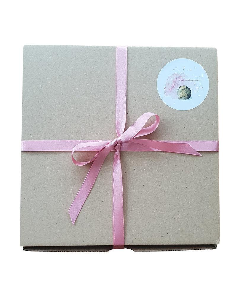 "Bareaya Geschenkbox ""Rasierset - Rose Gold"""