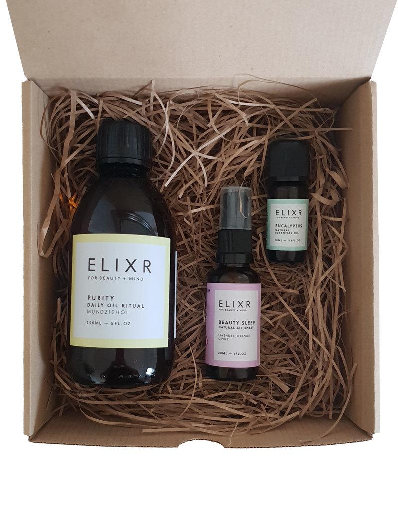 """ELIXR Geschenkbox """"Beauty & Mind"""""""