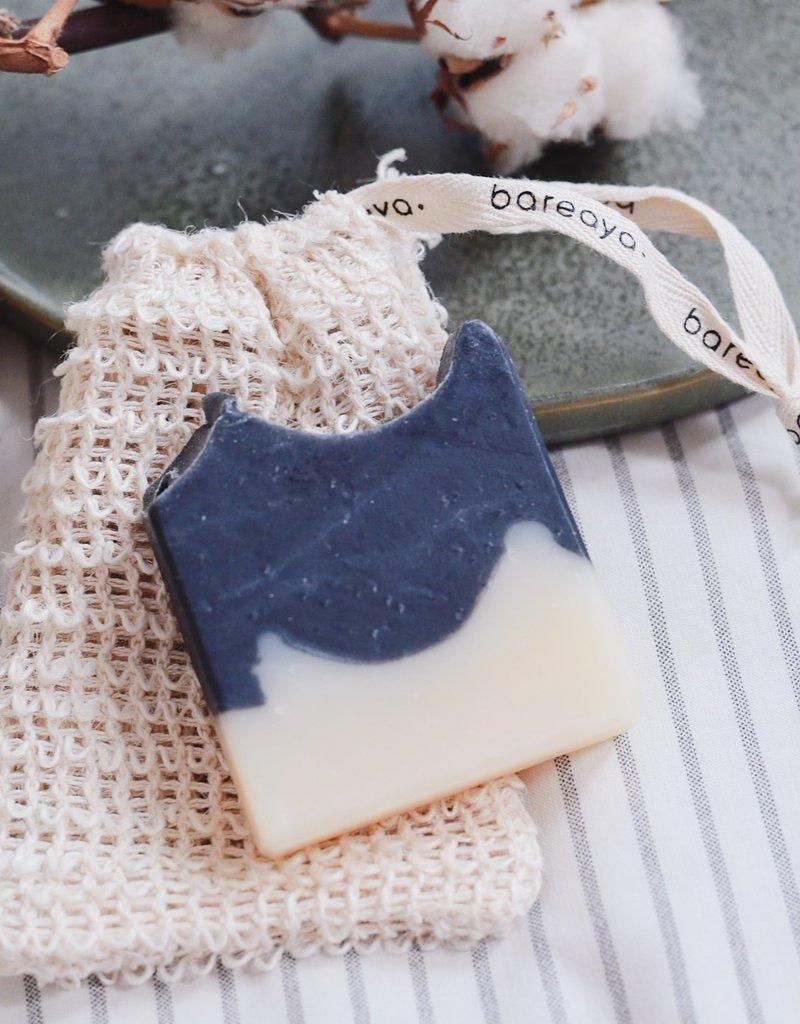 Bareaya Seifensäckchen aus Ramie einer Naturfaser