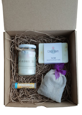"""The Lovely Chickpea Geschenkbox """"Self-Care"""""""