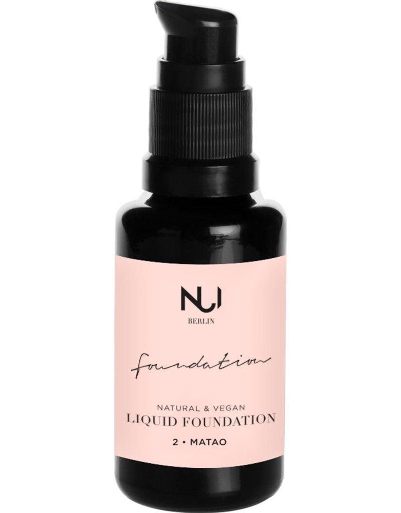NUI Cosmetics Natural Liquid Foundation 02  MATAO