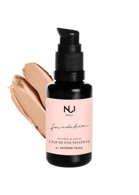 NUI Cosmetics Natural Liquid Foundation 04 INTENSE TAIAO