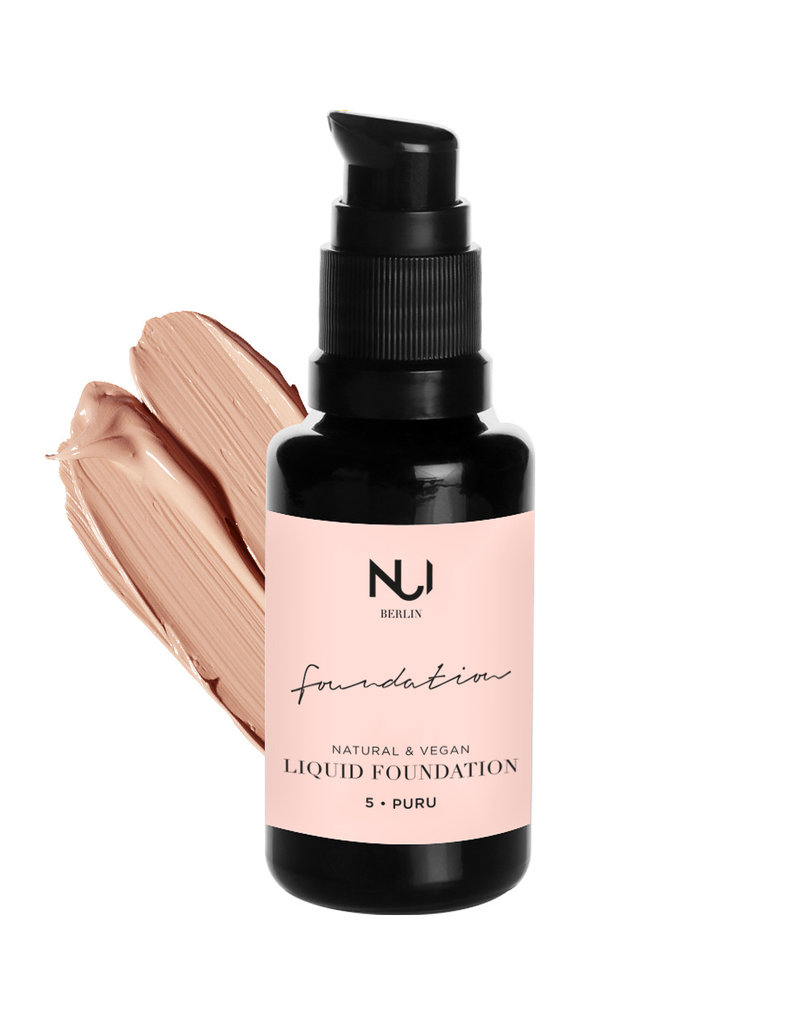 NUI Cosmetics Natural Liquid Foundation 05 PURU