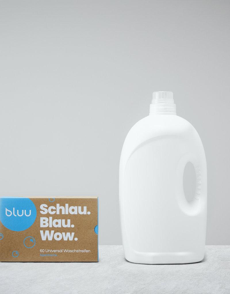 bluu 60 universal Waschstreifen