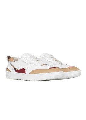 Beflamboyant Vegane Sneakers / leopard