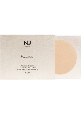NUI Cosmetics Natural Illuminating Pressed Powder KARA