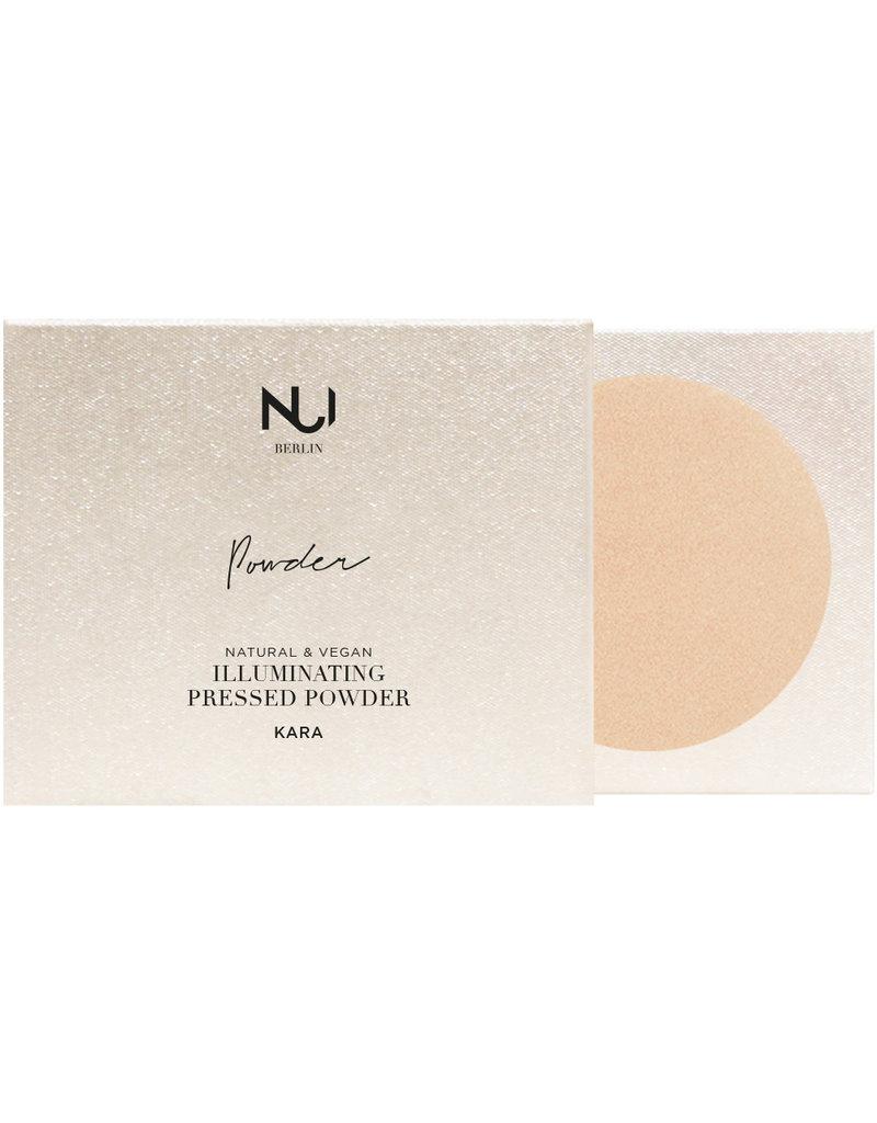 NUI Cosmetics Natural Illuminating Pressed Powder KARA