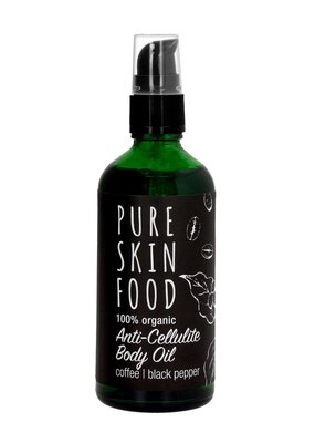 PURE SKIN FOOD Bio Anti Cellulite Körperöl