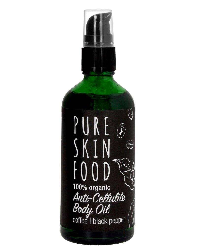 PURE SKIN FOOD Bio Anti Cellulite Körperöl