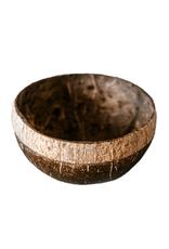 Coconut Bowls Boho Coconut Bowl - Shadow