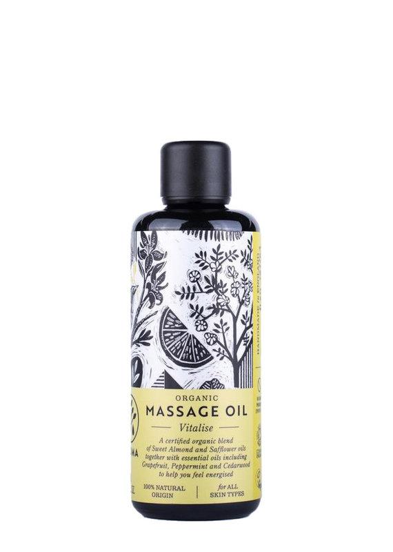 Haoma Massageöl Vitalise