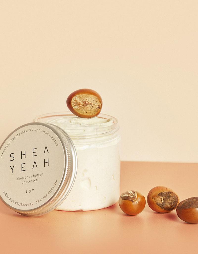 SHEA YEAH Body Butter - JOY