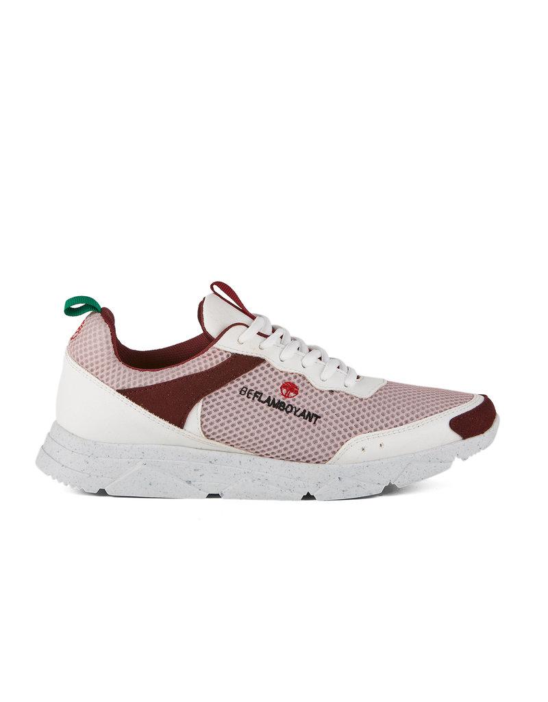 Beflamboyant Vegane Sneakers Street Rose