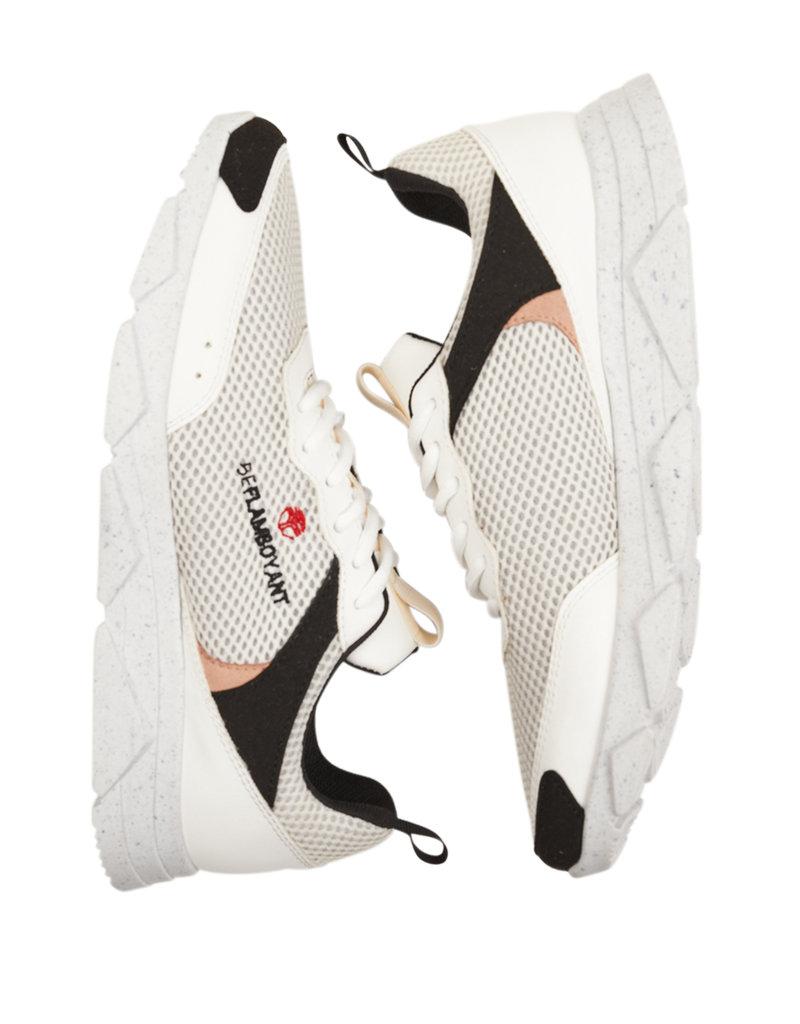 Beflamboyant Vegane Sneakers Street Ivory