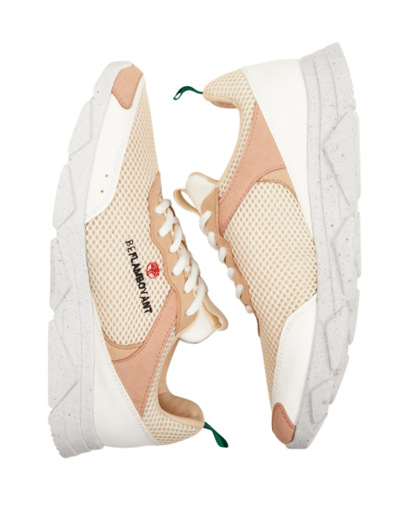 Beflamboyant Vegane Sneakers Street Vainilla