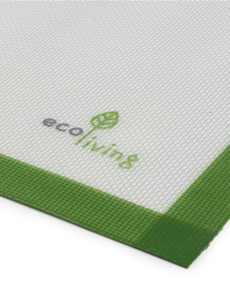 eco Living Wiederverwendbare & vegane Silikon Backmatte