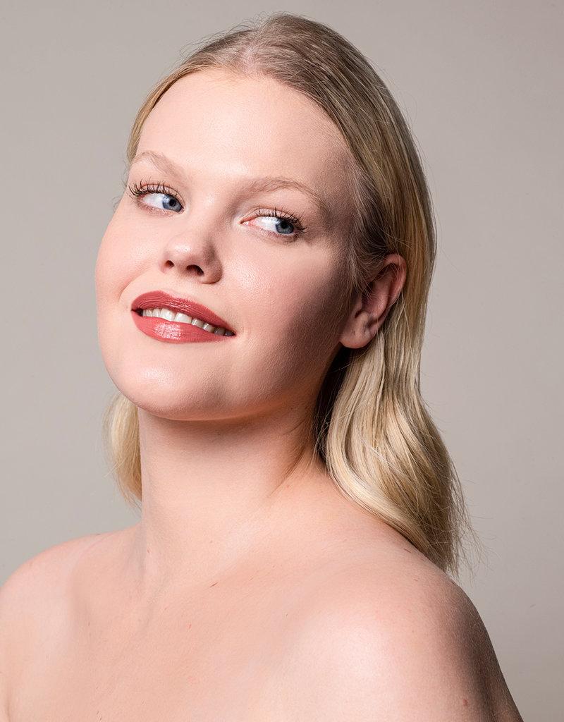 Kia Charlotta Veganer Lippenstift PROBLEM SOLVER - Hellneutrales Pink