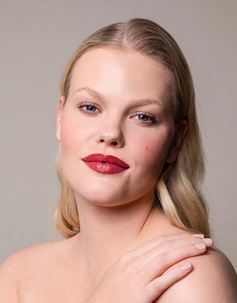 Kia Charlotta Veganer Lippenstift BEYOND FEAR - Rubinrot