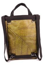 Mr. Leaf Rucksack aus Teakblättern