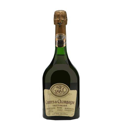 Taittinger Comtes de Champagne 1982