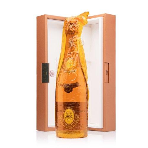 Cristal Vintage 2007 Cristal rosé  (Giftbox)