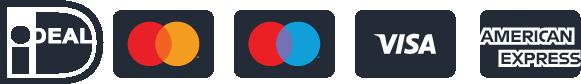 betaal-logo's