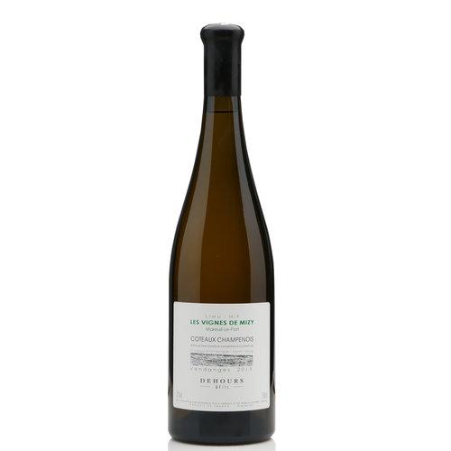 Dehours et Fils Coteaux champenois lieu-dit Les Vignes de Mizy 2015