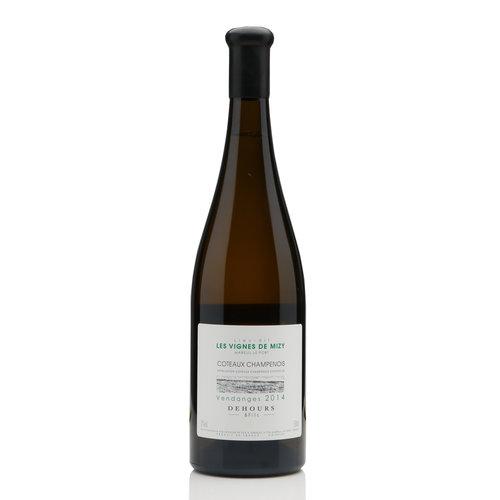 Dehours et Fils Coteaux champenois lieu-dit Les Vignes de Mizy 2014