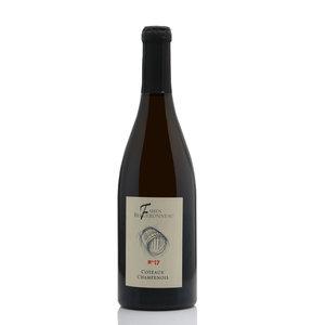 Bergeronneau Côteaux champenois Cuvée #17