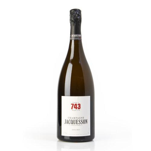 Jacquesson Jacquesson Cuvée 743 magnum (1,5 liter)