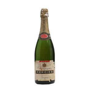Mercier Old label